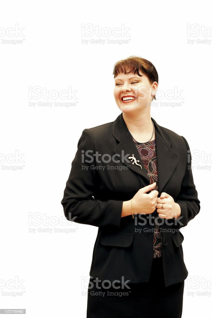 Successful stock photo