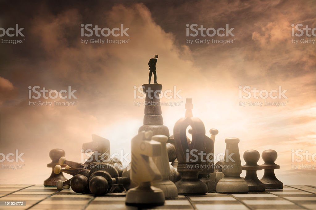 Successful Strategy royalty-free stock photo