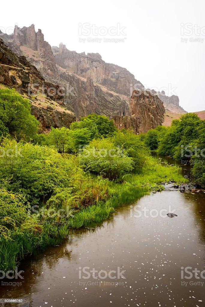 Succor Creek State Natural Area stock photo