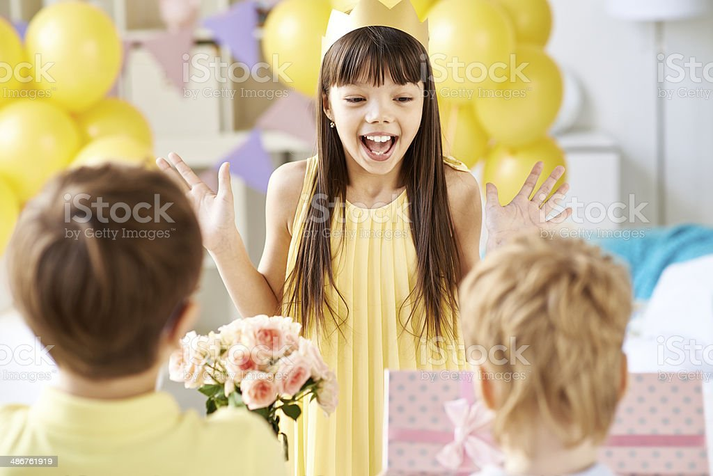 Such great gifts! stock photo