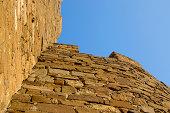 Sudak Genoa fortress wall