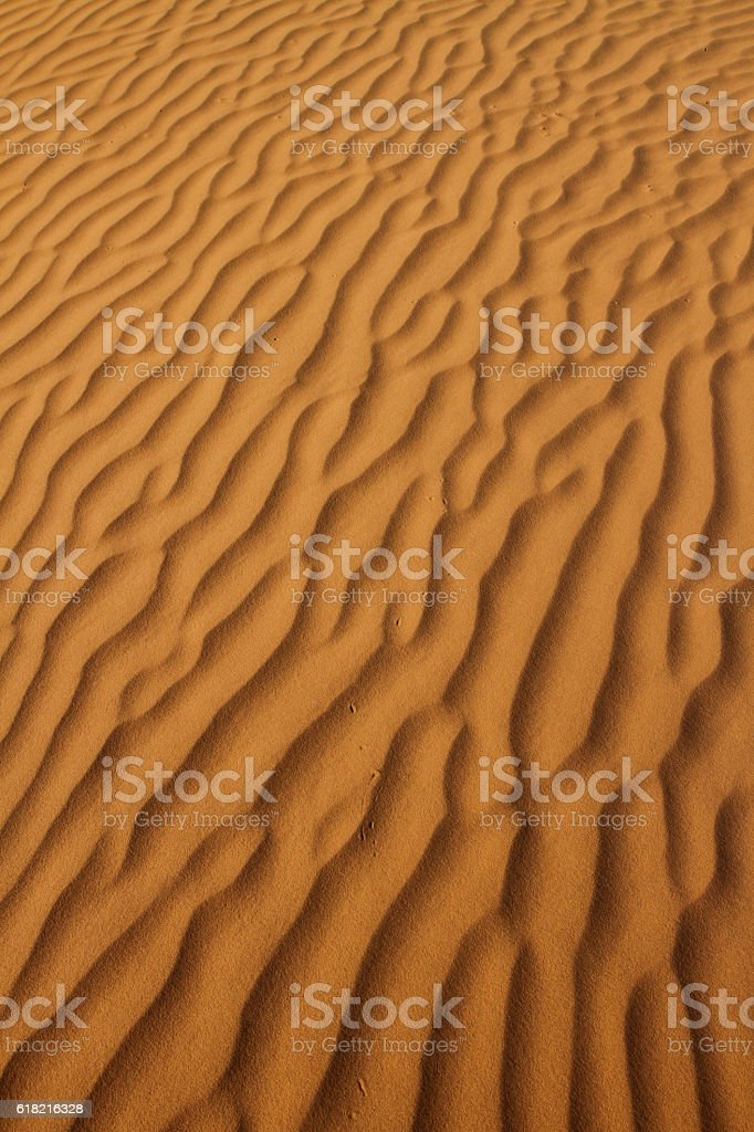 Sudanese sands stock photo