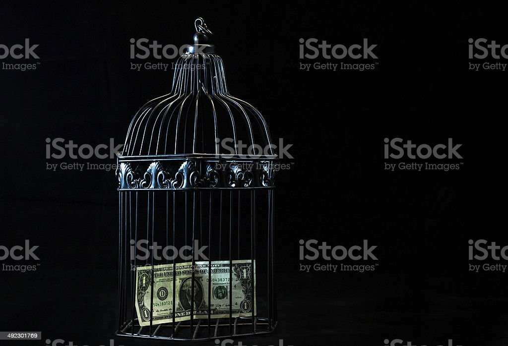 Suffering Economy stock photo
