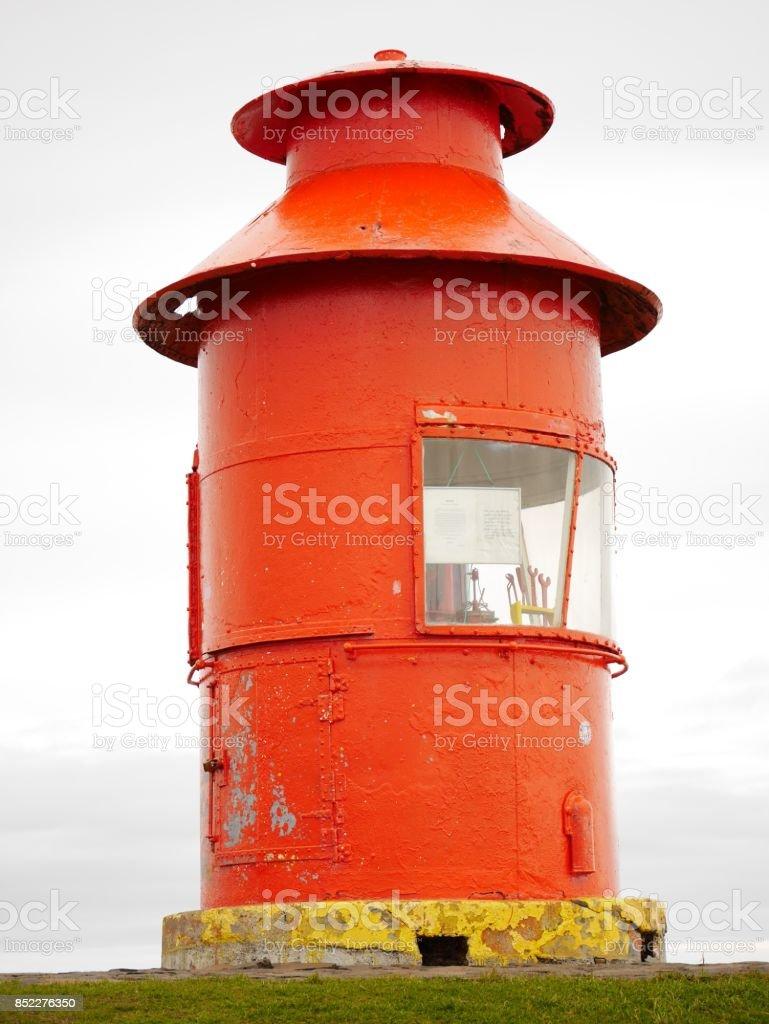 Sugandisey Lighthouse stock photo