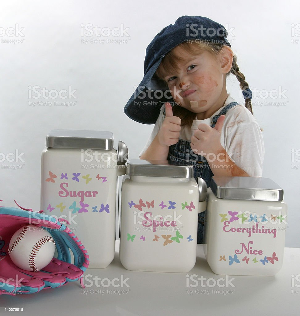 Sugar and Spice? royalty-free stock photo