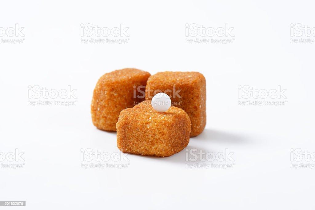 sugar and sweetener royalty-free stock photo