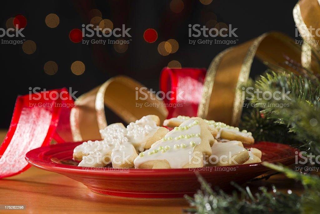 Sugar Cookies royalty-free stock photo