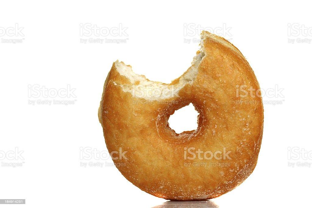 Sugar donut stock photo