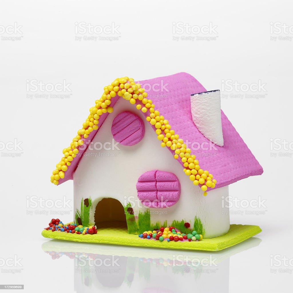 Sugar house royalty-free stock photo
