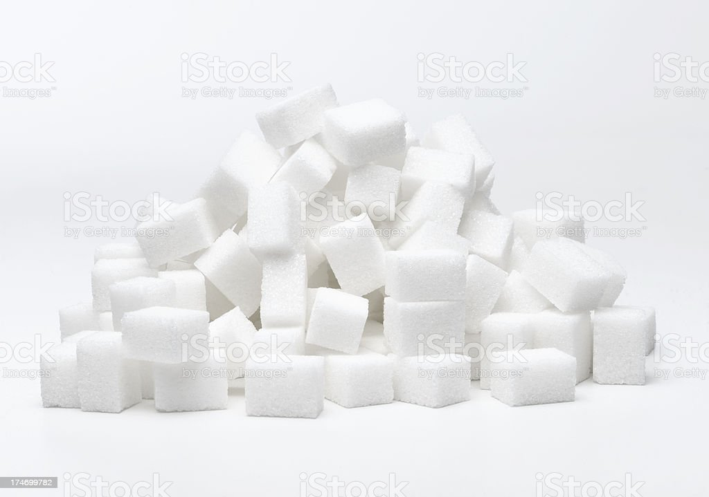 sugar mountain royalty-free stock photo