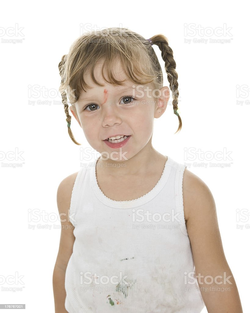 Sugar 'n Spice and Everything Nice? stock photo