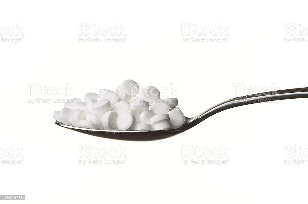 Sugar substitute stock photo