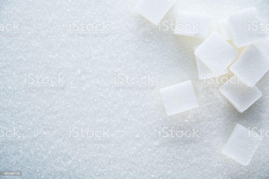 sugar textured stock photo