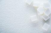 sugar textured