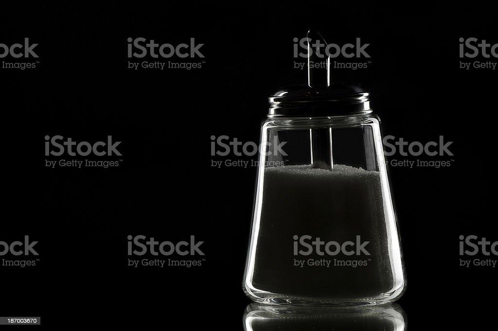 Sugar-basin stock photo