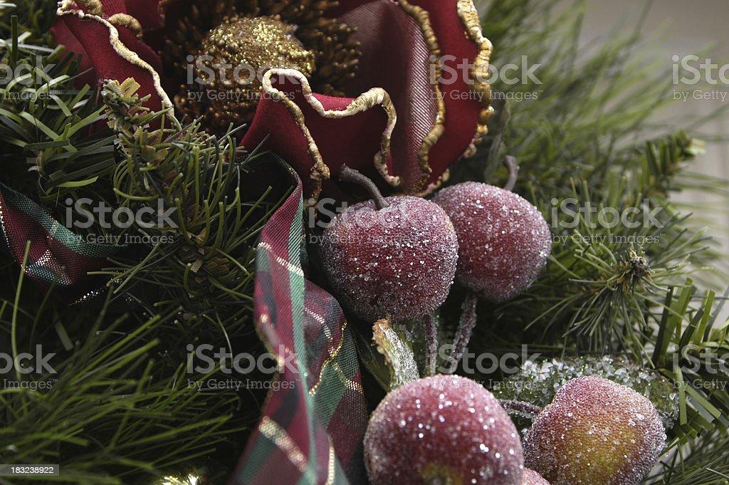 sugared fruits royalty-free stock photo