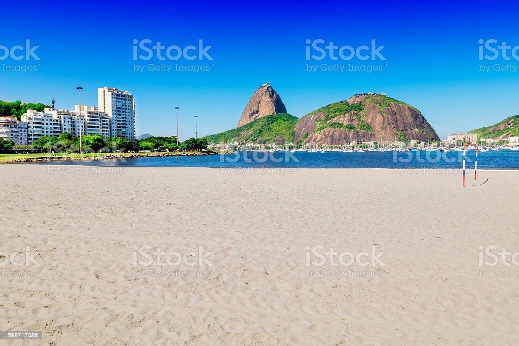 Sugarloaf in Rio de Janeiro stock photo