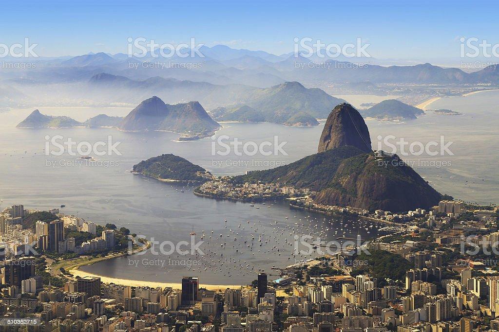 Sugarloaf, Rio de Janeiro, Brazil stock photo