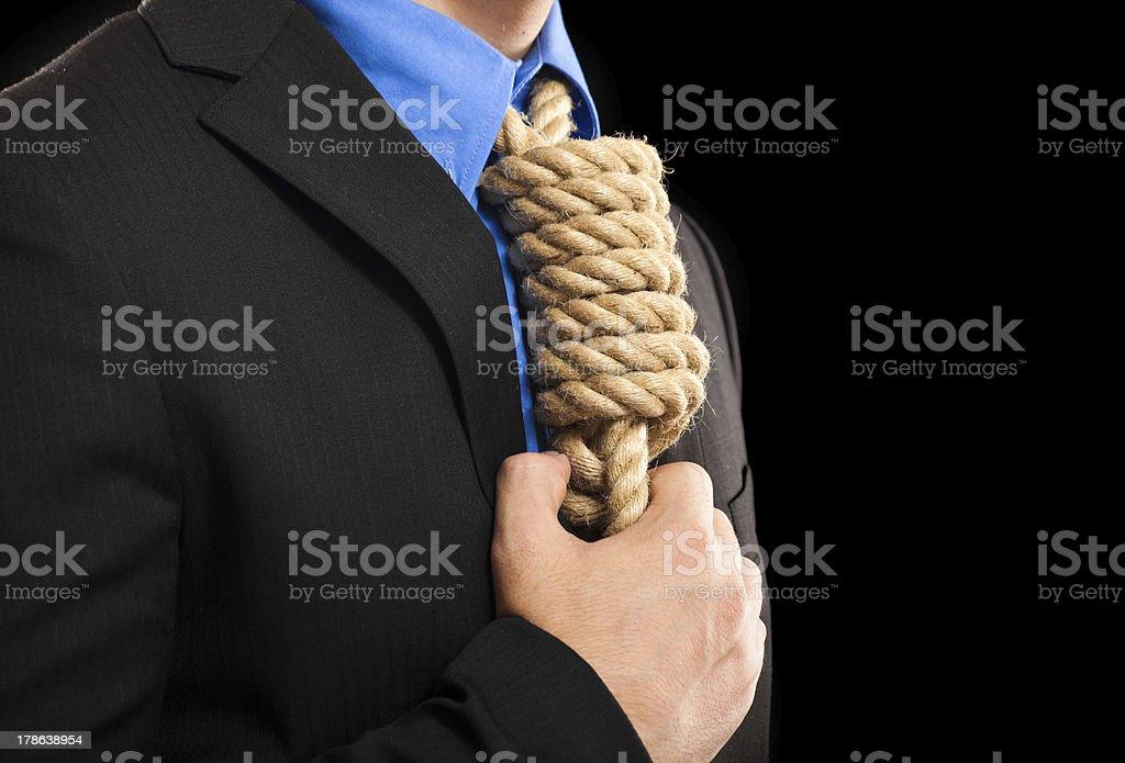 Suicide stock photo