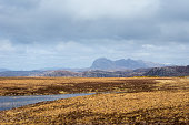 Suilven in Clouds