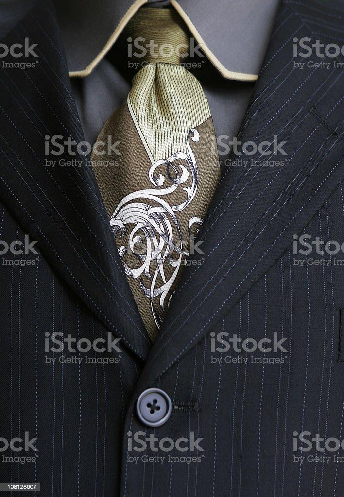 Suit stock photo