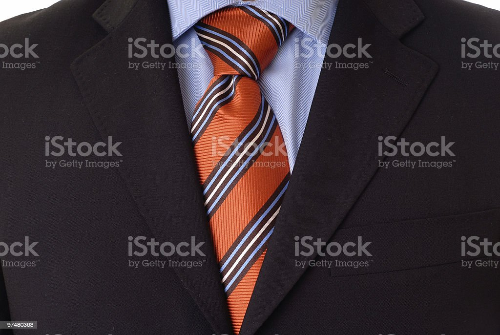 suit royalty-free stock photo