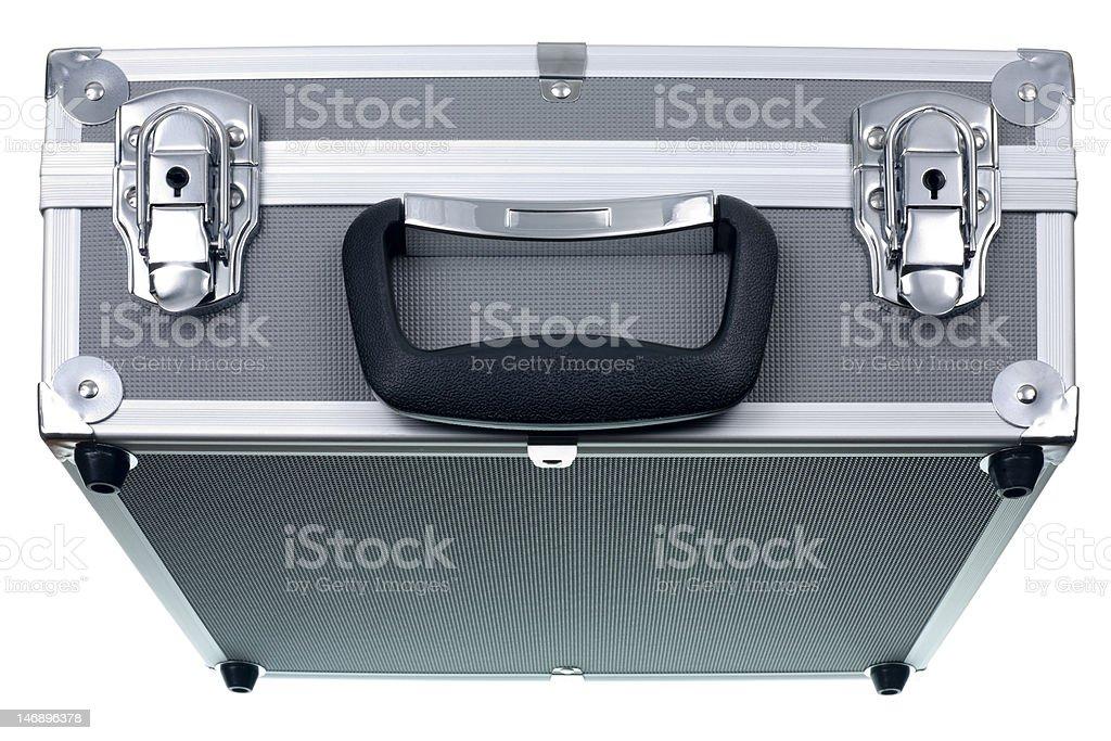 Suitcase stock photo