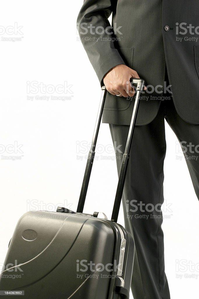 Suitcase royalty-free stock photo