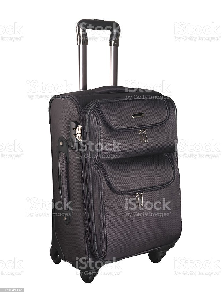 Suitcase+Clipping Path (Click for more) stock photo