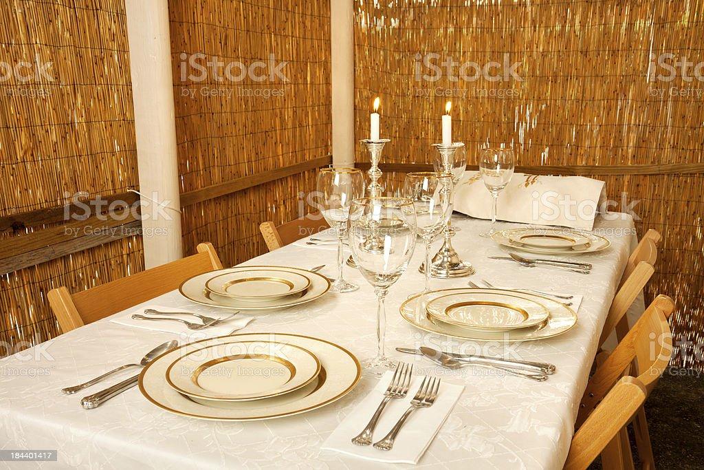Sukkot royalty-free stock photo