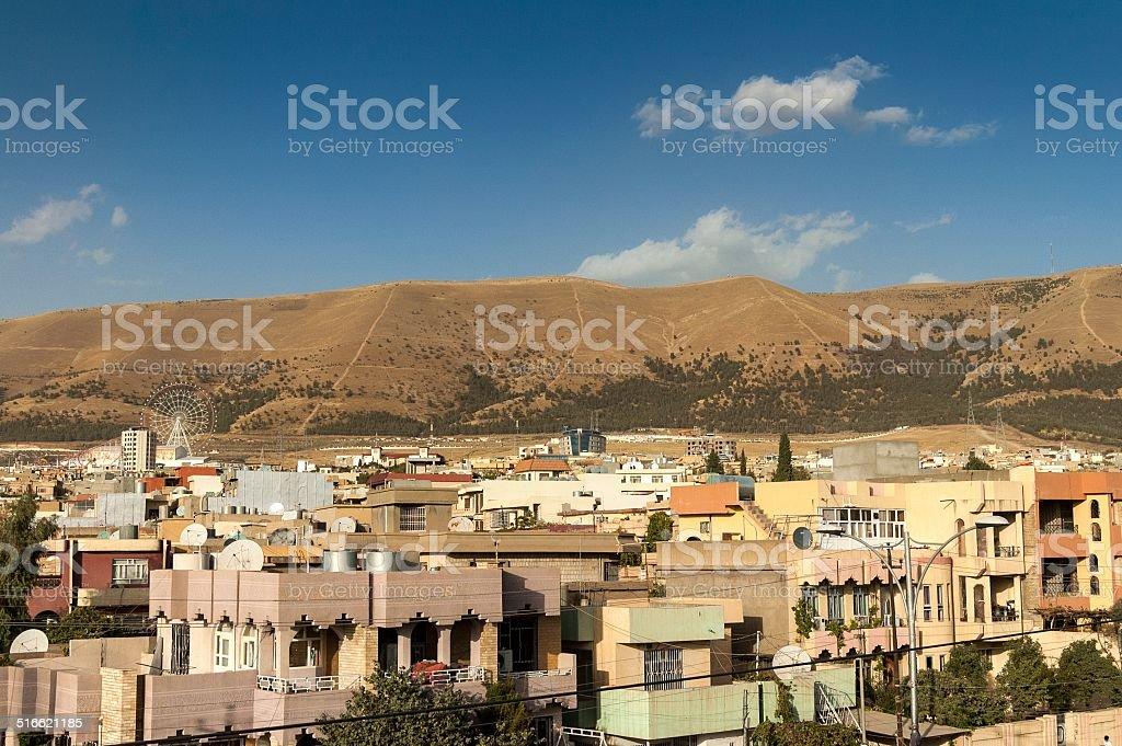 Sulaymaniyah stock photo