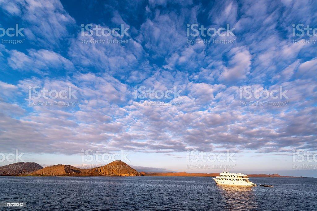 Sullivan Bay Early Morning stock photo