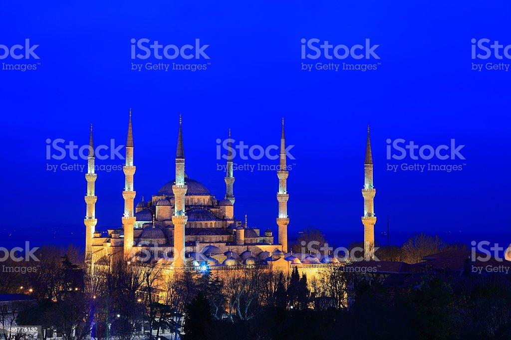Sultan Ahmet stock photo