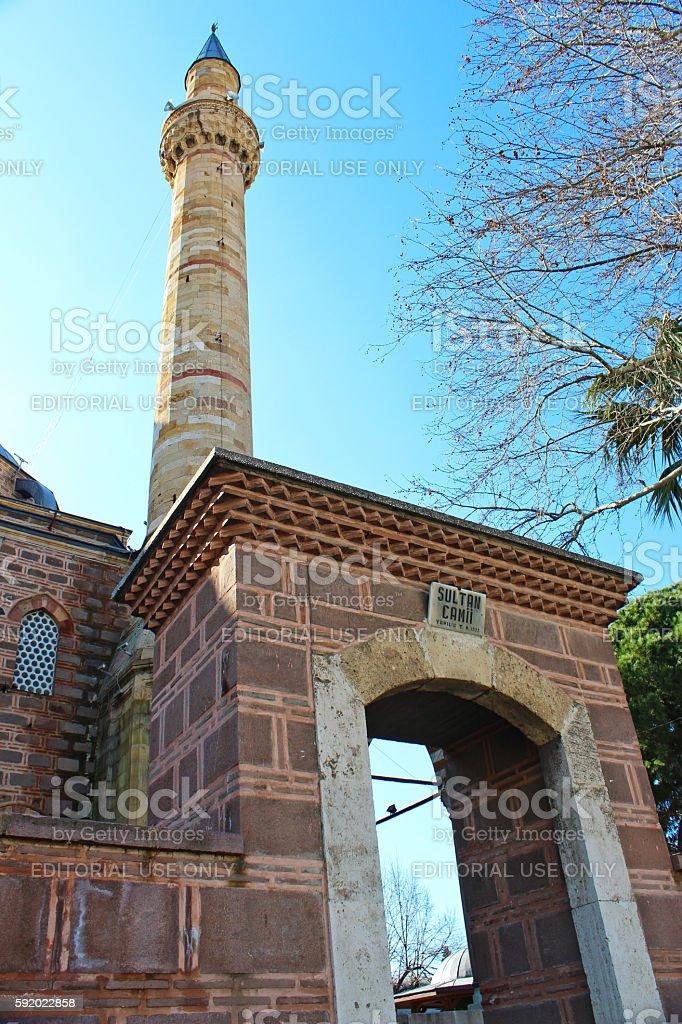 Sultan Mosque Стоковые фото Стоковая фотография