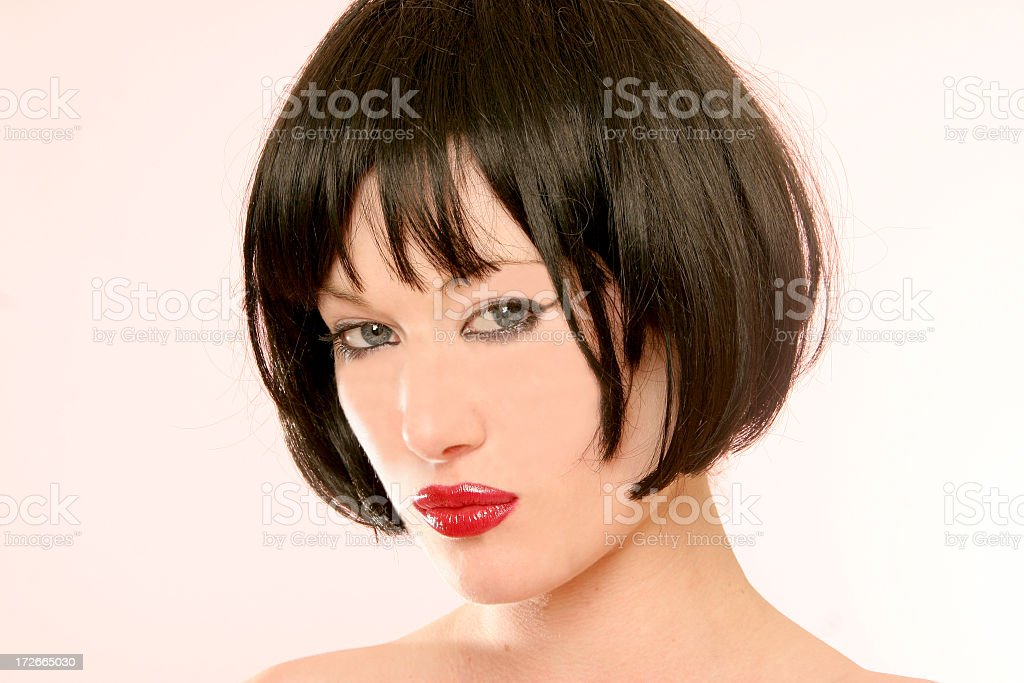 Sultry. royalty-free stock photo