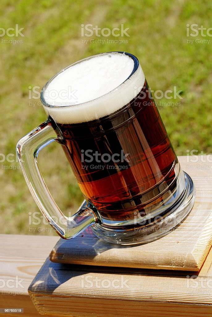 Summer Ale royalty-free stock photo