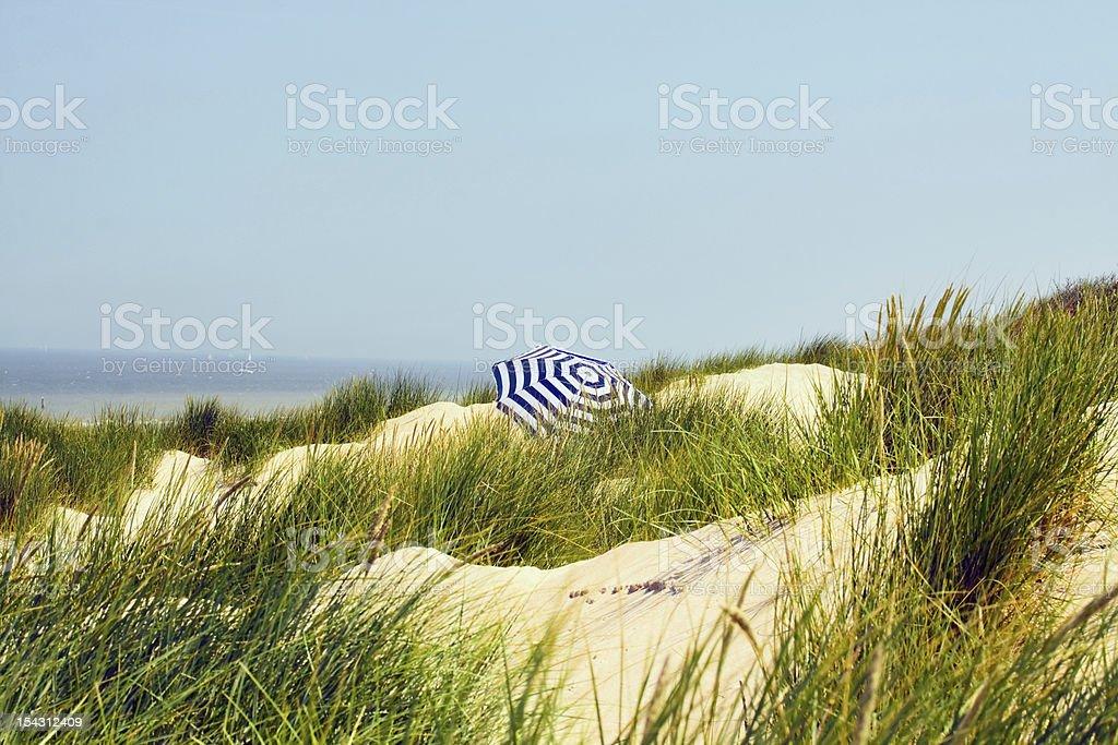 Summer at sea royalty-free stock photo