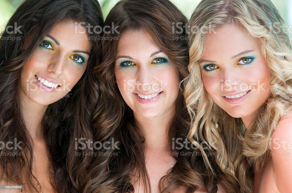 Summer Beauties (XXXL) royalty-free stock photo
