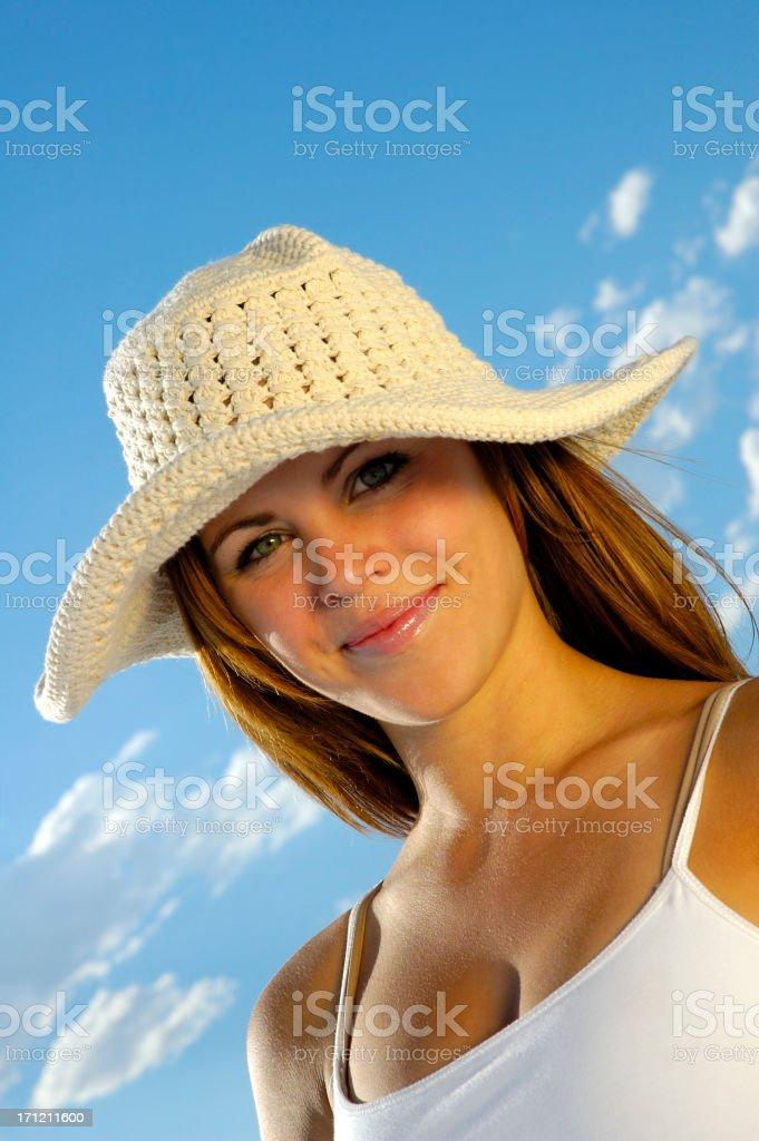 Summer Beauty royalty-free stock photo