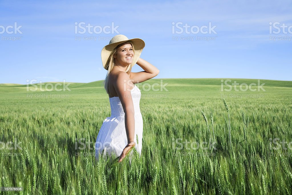 Summer Bliss royalty-free stock photo