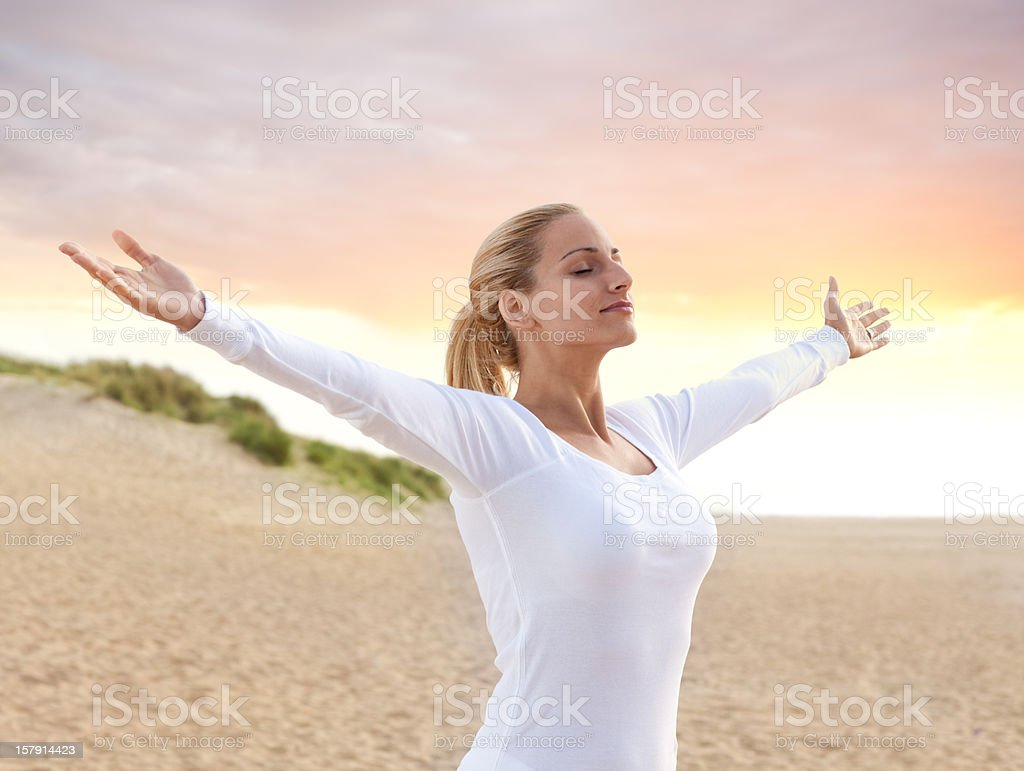 Summer Breeze royalty-free stock photo