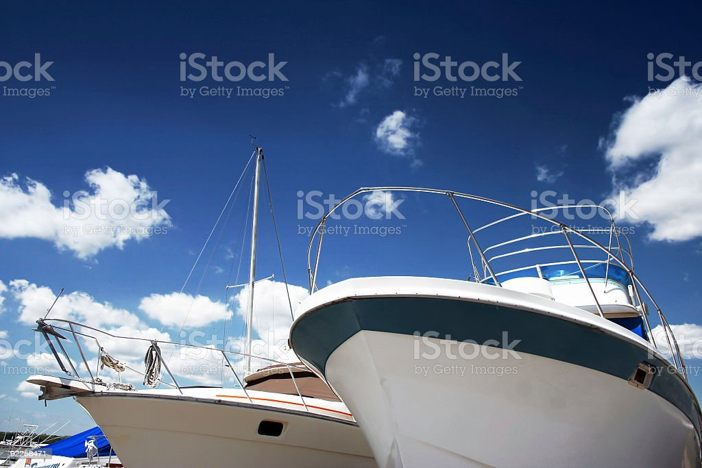 Summer by the sea royalty-free stock photo