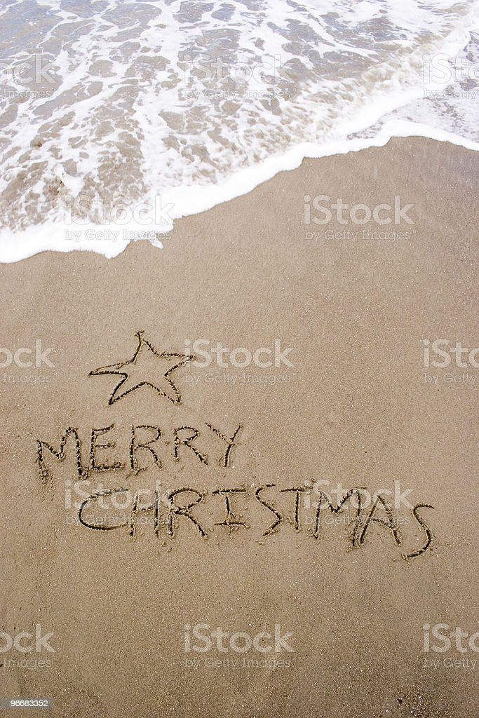 Summer Christmas 04 royalty-free stock photo