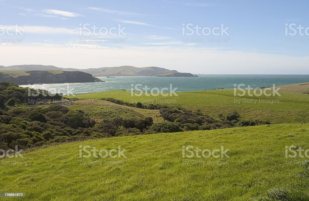 summer  coastline royalty-free stock photo