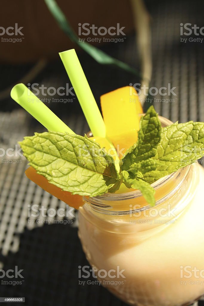 Summer Cocktail royalty-free stock photo