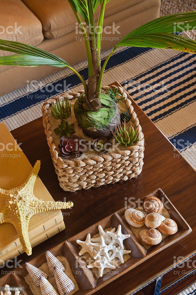 Summer Decoration stock photo
