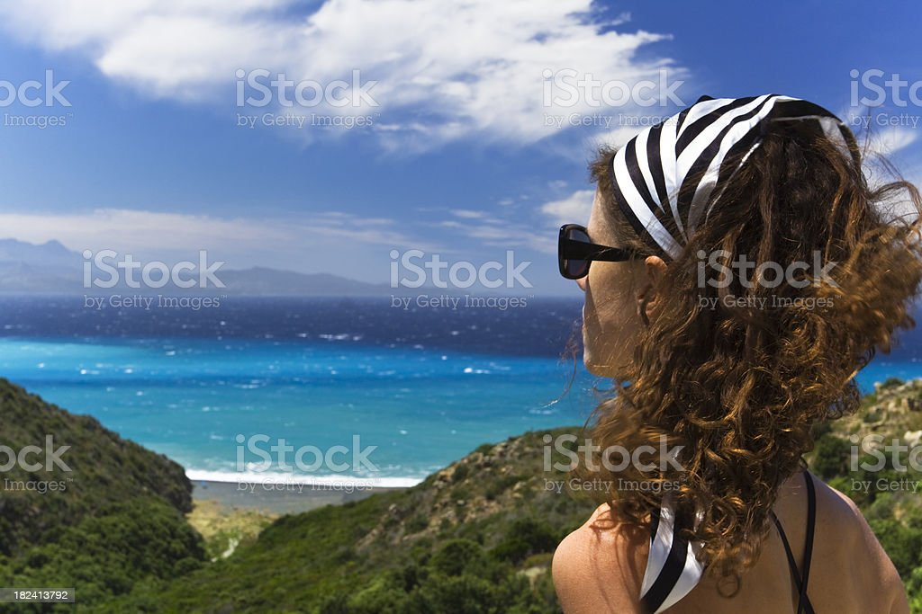 summer destinations royalty-free stock photo