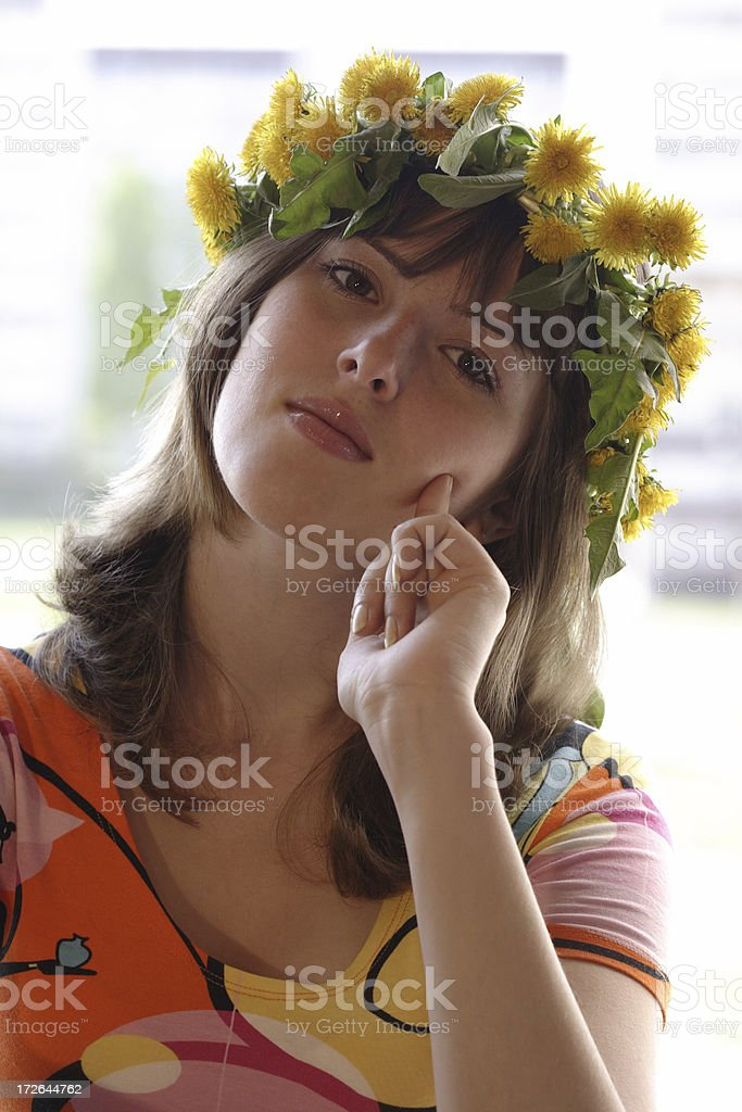 Summer dream. royalty-free stock photo