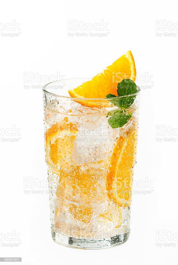 summer drink royalty-free stock photo
