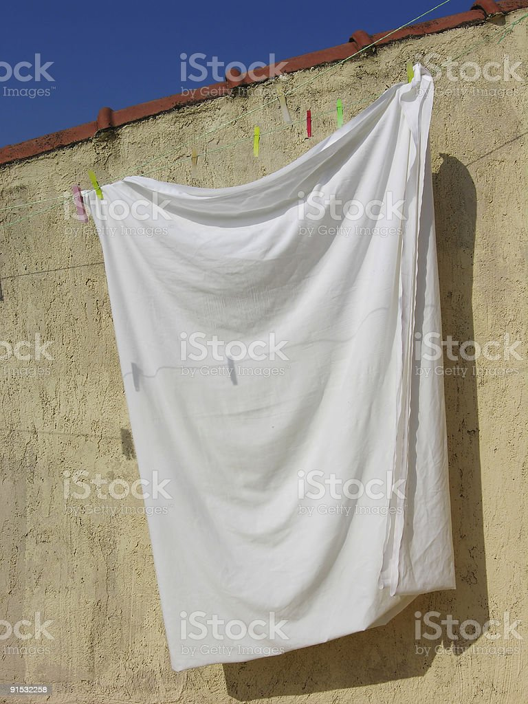 Summer Dry stock photo